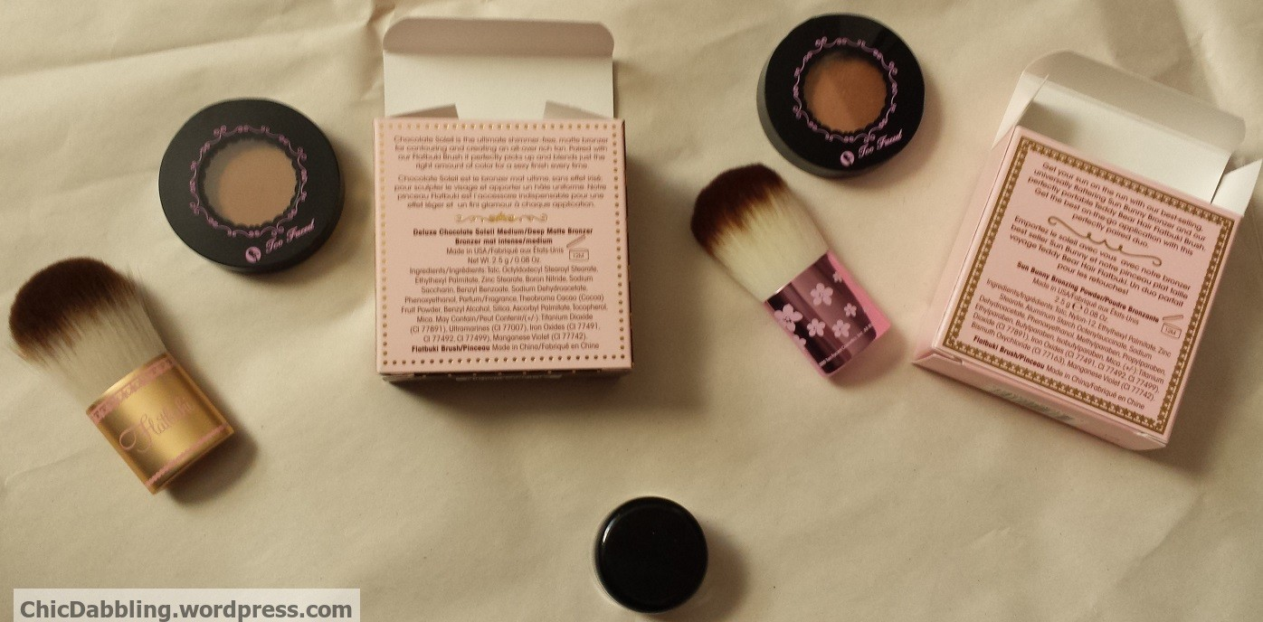 Too Faced Chocolate Soleil | Chic Dabbling