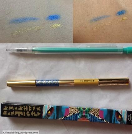 Smashbox Sentigold eyeliner
