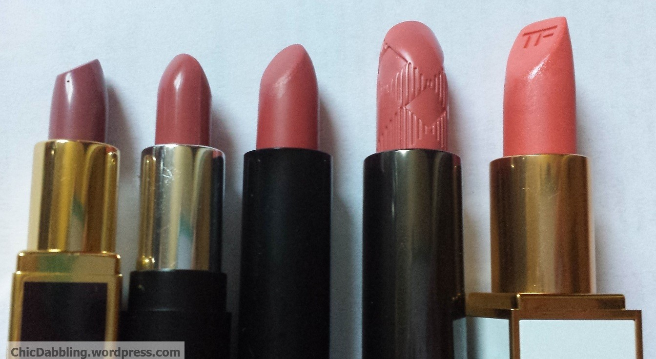pictures 5 Chic Lipsticks for Fall