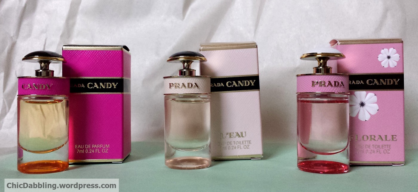 how much is prada candy