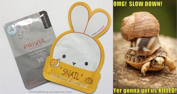 SnailMasks